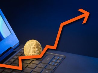 Bitcoin prices going up