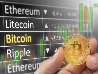 Growing popularity of cryptocurrency