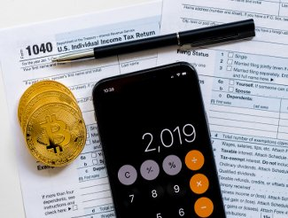Bitcoin tax payments