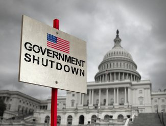Government shutdown is delaying approval of crypto products