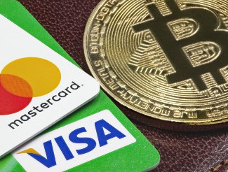 Bitcoin could beat out Visa and Mastercard