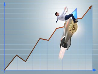 Bitcoin Price Continuing to Rise as Big Names Endorse It